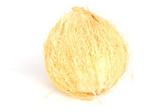 Coconut fiber Stock Photo