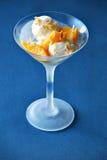 Coconut gelato Royalty Free Stock Photos
