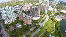 Coconut Grove Miami stock video