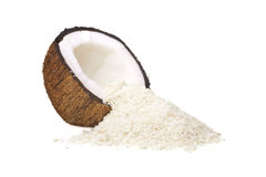 Coconut Half Stock Photos