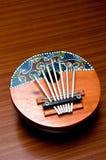 Coconut Husk Musical Instrument stock photo