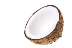 Coconut Isolated Royalty Free Stock Image