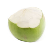 Coconut isolated Stock Image