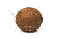 Coconut isolated on white Stock Photo