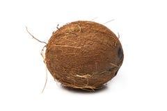 Coconut isolated on white. Background Stock Photo