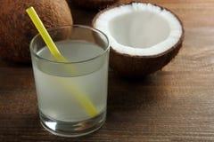 Coconut juice Royalty Free Stock Image