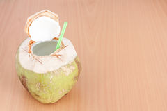 Coconut juice Royalty Free Stock Photos