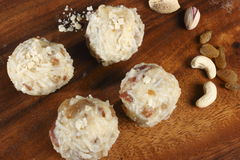Free Coconut Laddu From India Stock Photos - 38503603