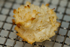 Coconut Macaroon Royalty Free Stock Images