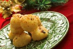 Coconut Macaroon Cookies Royalty Free Stock Photo