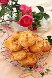 Coconut Macaroons Stock Images