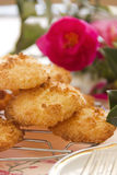 Coconut Macaroons Royalty Free Stock Photos