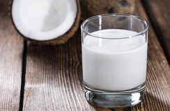 Coconut Milk Stock Image