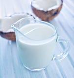 Coconut milk Stock Photos