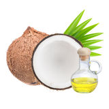 Coconut oil Stock Image