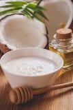 Coconut  oil Royalty Free Stock Photos