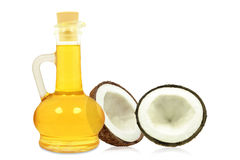 Coconut oil stock photos