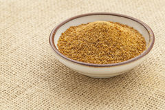 Coconut palm sugar Stock Photo