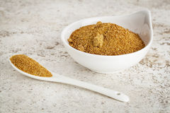 Coconut palm sugar Royalty Free Stock Image