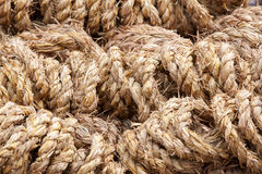 Coconut rope Royalty Free Stock Photo