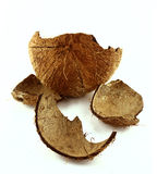 Coconut shell Royalty Free Stock Image