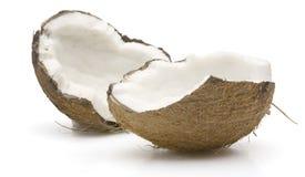 Coconut shell Royalty Free Stock Photos