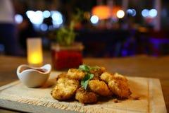 Coconut Shrimps Stock Images