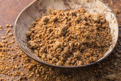 Coconut sugar Stock Photography