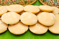 Coconut sugar Royalty Free Stock Photos
