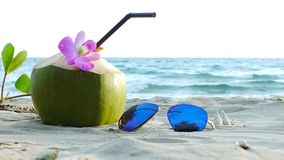 The coconut stock photography