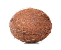 Coconut on the table Royalty Free Stock Photos