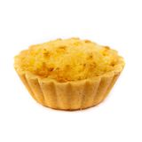 Coconut Tartlets Royalty Free Stock Photos