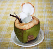 Coconut Water Drink Stock Images