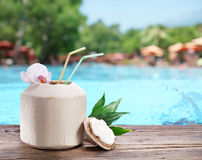 Coconut Water Stock Photos