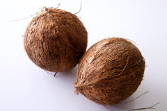Coconut whole Stock Photo