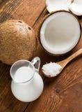 coconuts Immagini Stock Libere da Diritti
