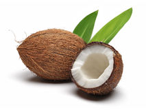 Coconuts Royalty Free Stock Image