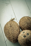 Coconuts. Stock Photography