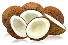 Coconuts Royalty Free Stock Photography