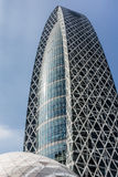 The cocoon and the dome buildings in Shinjuku. Stock Photo
