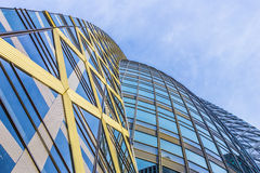 Cocoon Tower Royalty Free Stock Photography