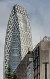 The Cocoon tower over other buildings. Royalty Free Stock Images