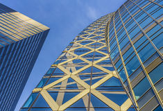 Cocoon Tower in Shinjuku Royalty Free Stock Images