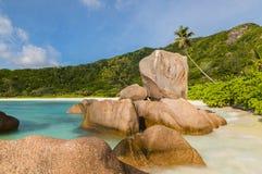 Cocos de Anse Imagem de Stock Royalty Free