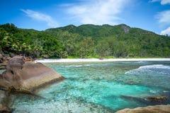 Cocos de Anse Fotos de Stock Royalty Free