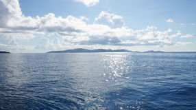 Cocos island Royalty Free Stock Photos
