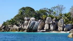 Cocos island Stock Photo