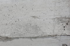 Cocrete wall with a seam background or texture. Stock Photos
