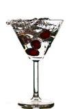 coctail вишни Стоковое фото RF