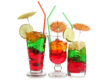 Coctail Royalty Free Stock Image